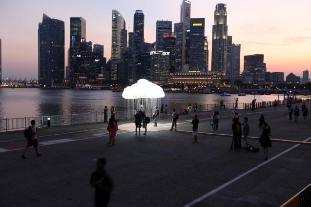CLOUD - Singapore2