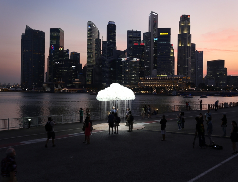 CLOUD - Singapore9