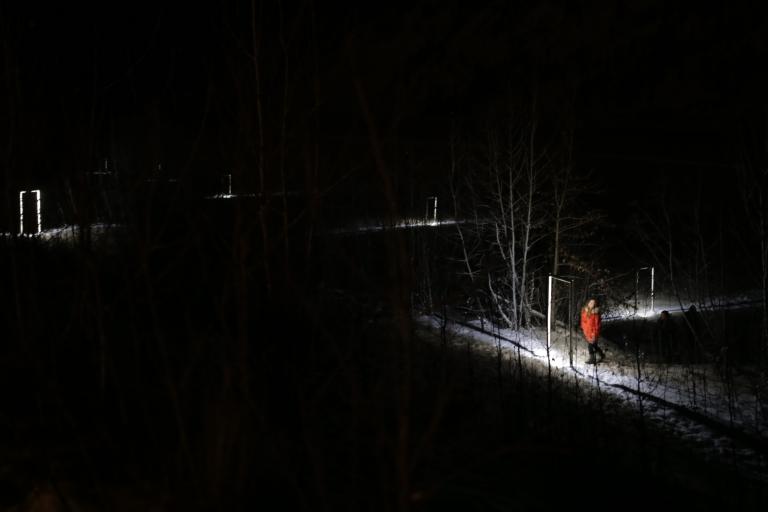 18 The Deep Dark in Dawson