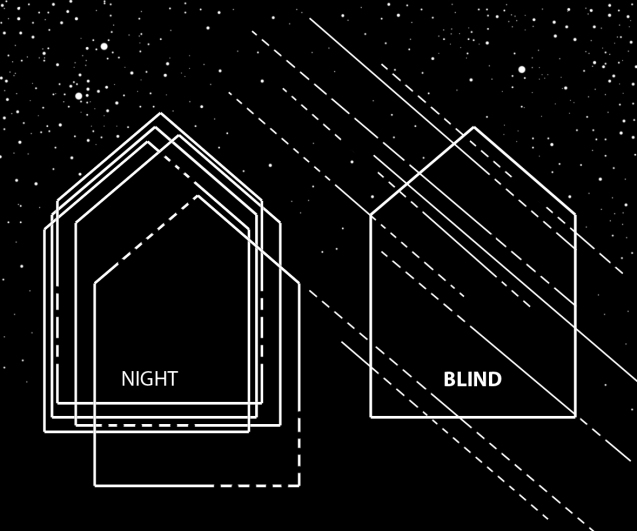 Night Blind Graphic